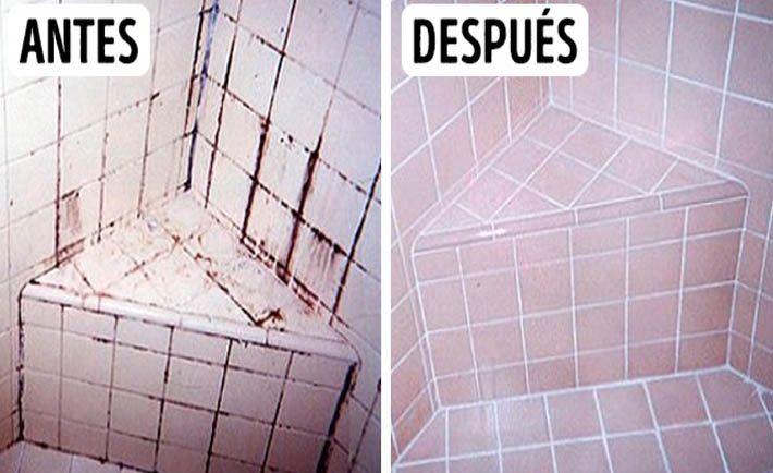 M s de 1000 ideas sobre azulejos de ba o limpios en - Trucos para limpiar azulejos de cocina ...