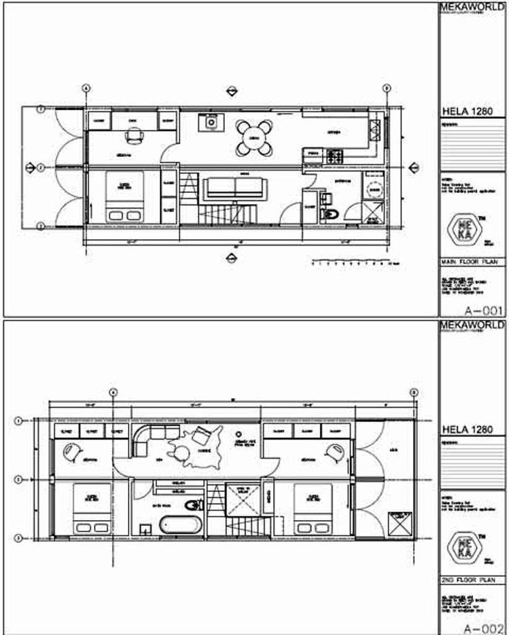 Shipping Container Cabin Plans : Amazing Shipping Container Home .
