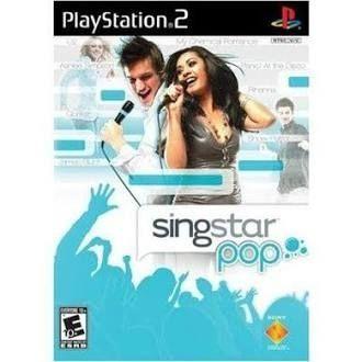 Singstar Pop - #ps2 Game
