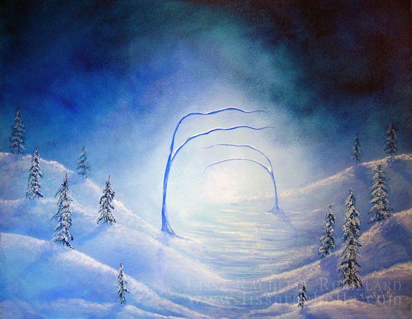 Beacon by Lissa Rachelle - Artist http://lissarachelle.com/ https://www.facebook.com/lissarachelleartist https://www.etsy.com/ca/shop/LissaRachelle