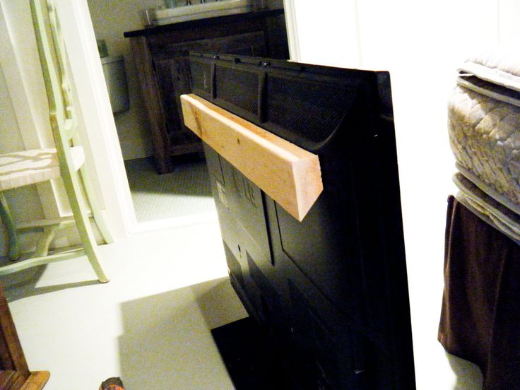 The French Cleat Or The Cheapest Way To Hang A Tv On The Wall French Cleat Diy Furniture