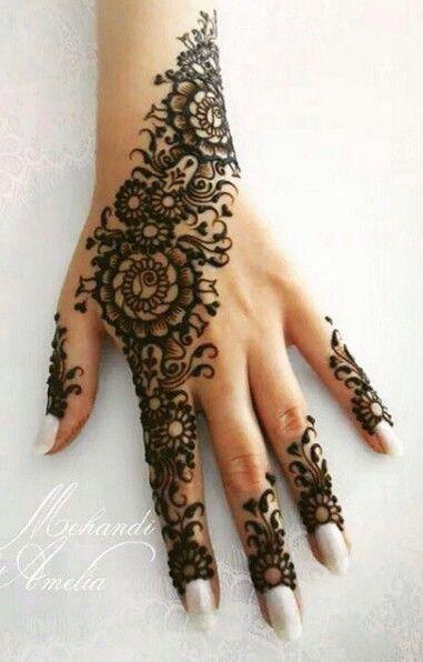 Pretty Henna Designs: 37 Best Menhdi & Henna. Images On Pinterest