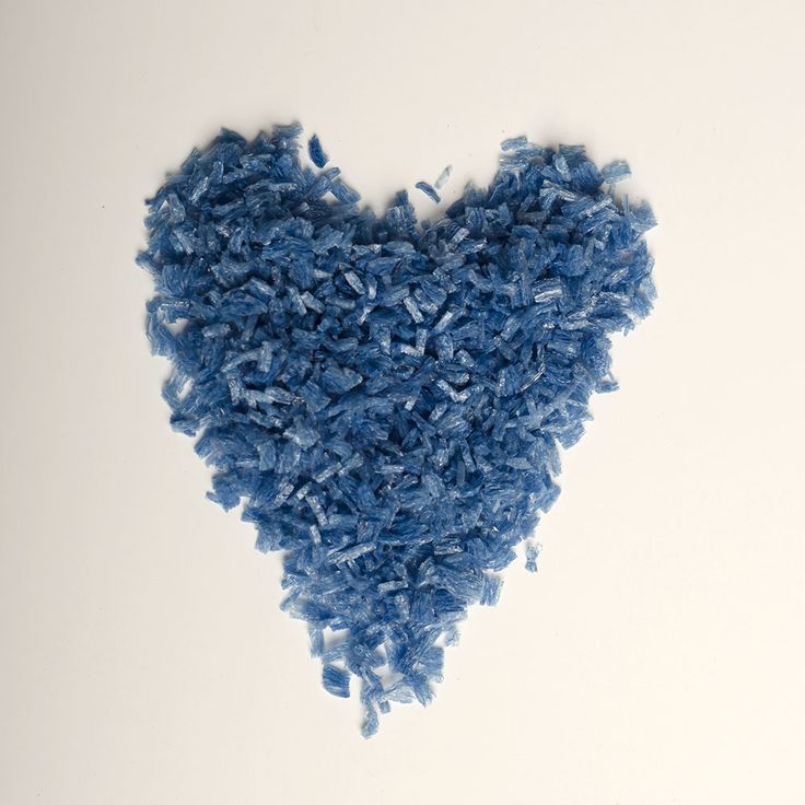 Blue Water Soluble Biodegradable Natural Wedding Confetti www.adamapple.co.uk
