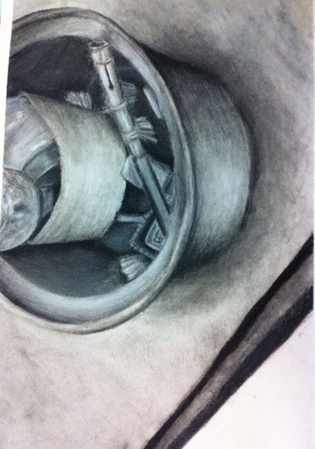 New Perspectives Charcoal