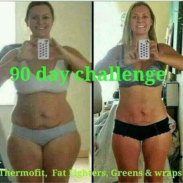Wow!! Look at these amazing results with our 90 day challenge. Lets get your order in today and get you feeling better about yourself.  khristinaaldea.itworks.com