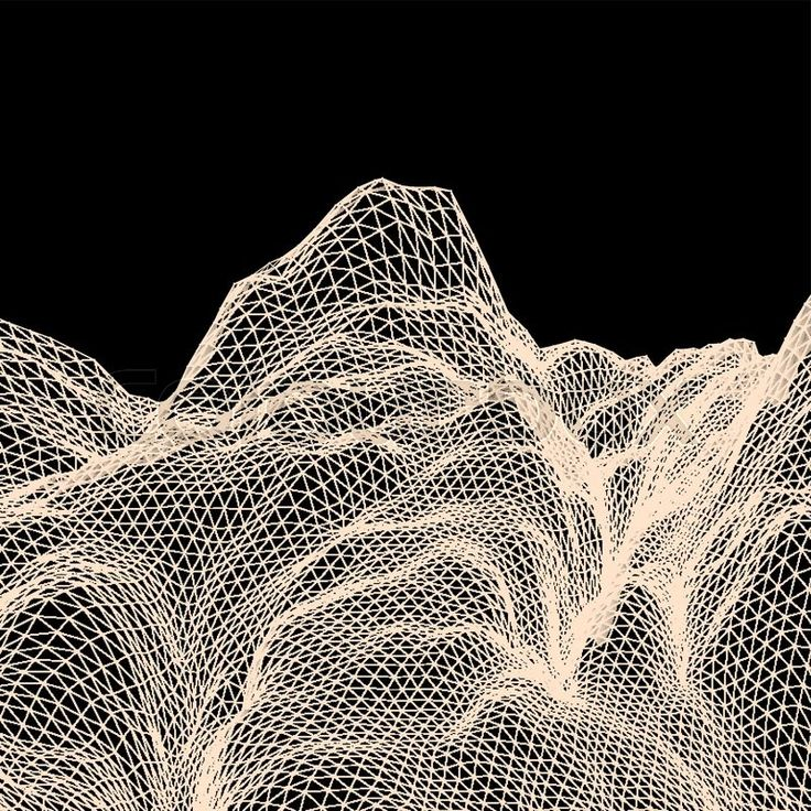 wireframe mountains best 25 geometric background ideas on pinterest gold 8559