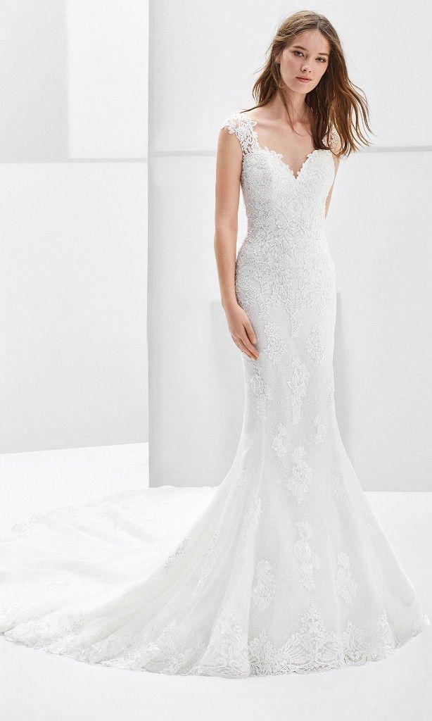 0c0e46ac4d 30 vestidos de novia 2017 con corte sirena