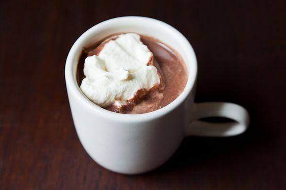 Perfect Hot Chocolate recipe on Food52.com