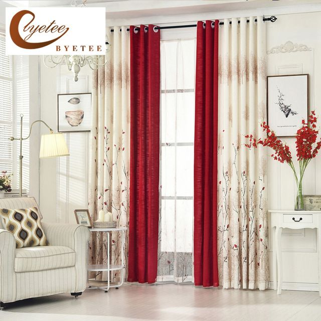 Curtains 2 Red Curtains Living Room Curtains Living Room Living Room Drapes