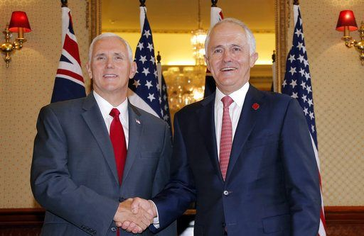 WASHINGTON/May 4, 2017 (AP)(STL.News) — President Donald Trump and Australian Prime Minister Malcolm Turnbull will aim to move past the rocky start to their working relationship when they meet for the first time and commemorate the 75th anniversary...