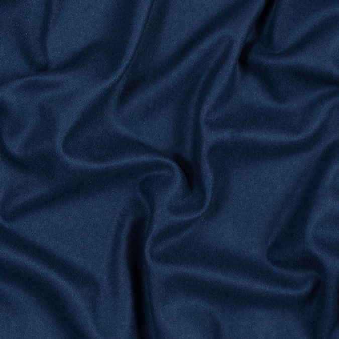 Italian Insignia Blue 100 Cashmere With Images Cashmere Fabric