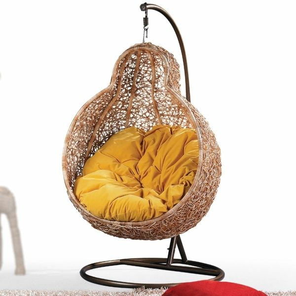 ber ideen zu h ngesessel mit gestell auf pinterest. Black Bedroom Furniture Sets. Home Design Ideas