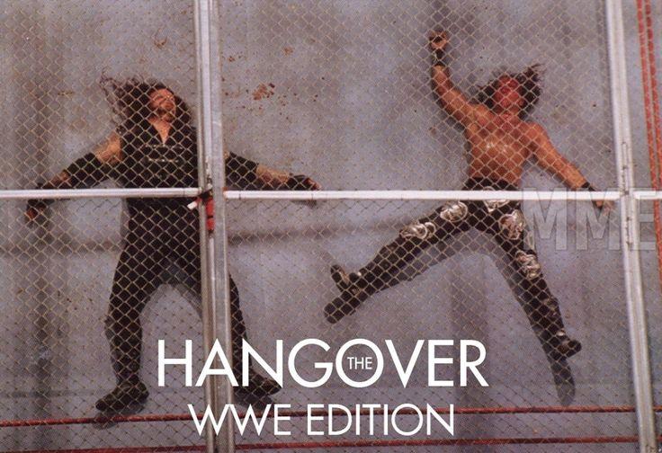 The Hangover: #WWE Edition