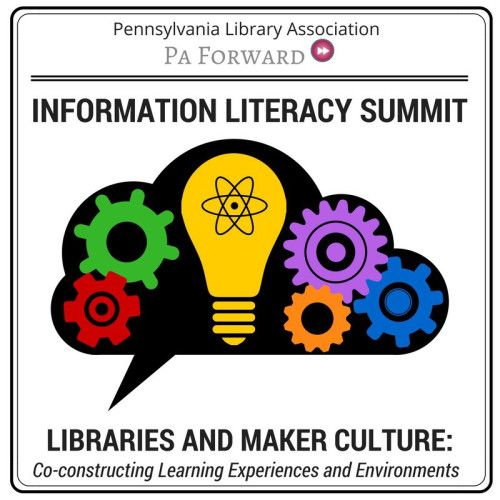 """PA Forward IL Summit 2017 - """"Making with Young Children"""" presentation 