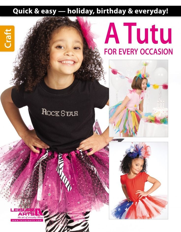 A Tutu for Every Occasion eBook - Leisure Arts