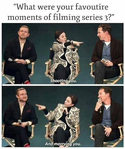"Martin's face on the second panel awwww<---and then Ben's face is just ""I'm having second thoughts about your favourite moments..."""