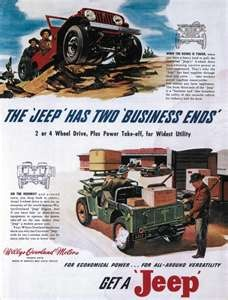 Get a Jeep!