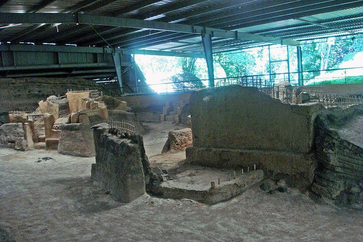 Joya de Cerén Archaeological Site, El Salvador