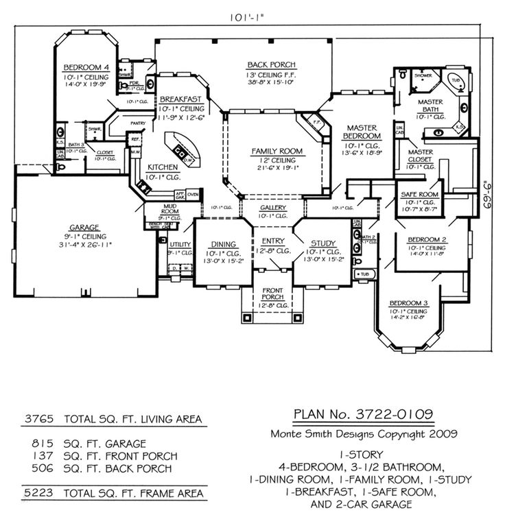 40 best New house plans images on Pinterest House floor plans
