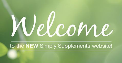Our brand new website is now LIVE!   Visit now for the best user-friendly experience for all your #supplement needs!