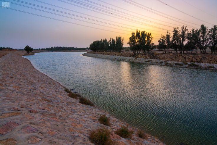 وادي المشقر حين يلتقي جمال الطبيعة مع عبق التاريخ صور صحيفة تواصل الالكترونية Nature Water Outdoor