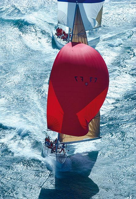 French Kiss, 12 M Class, Ph. Franco Pace - Seatech Marine Products & Daily Watermakers