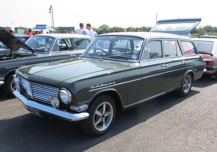 1964 Vauxhall Cresta Estate