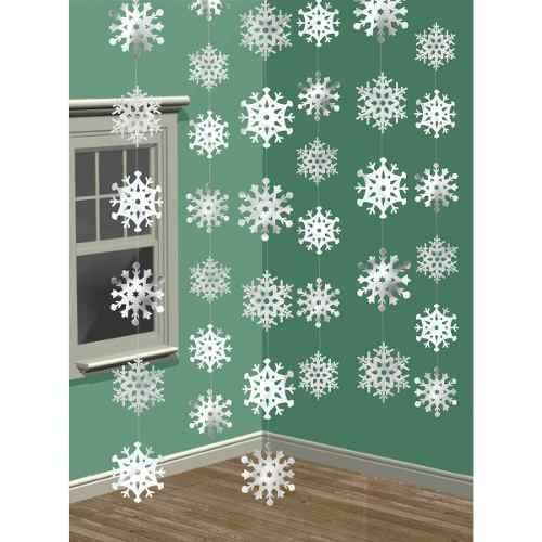 Frozen Decoracion Navidad Copo De Nieve