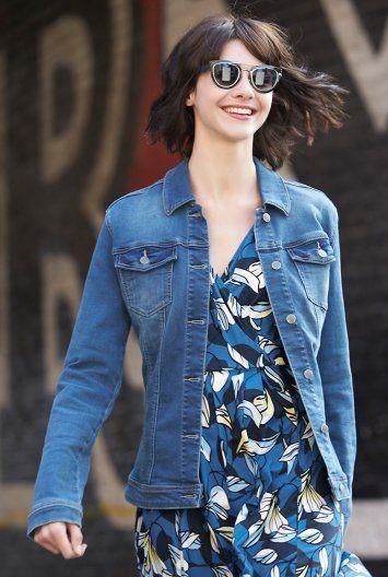 Denim Jacket For Tall Women