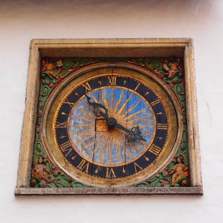 Tallinn - The Holy clock