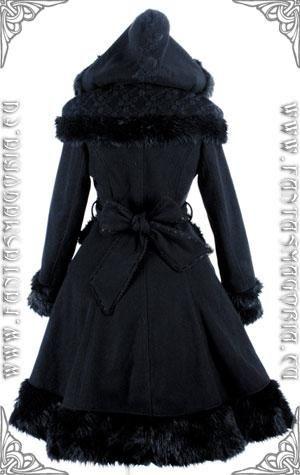'FantasmAgoria :: DOLLY COAT GOTHIC ROMANTIC WOMEN`S CLOTHES'