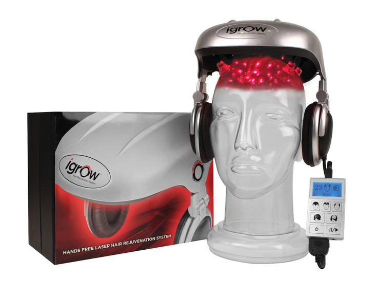 The iGrow laser hair therapy system has been given FDA over the counter approval as a safe and effective hair loss treatment for women!