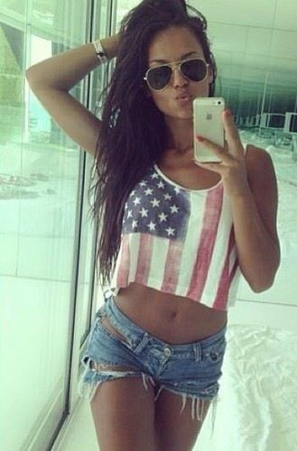 Cute Summer Outfits #Ray #Ban #Aviators, Buy Cheap Ray Ban Sunglasses Only $14.99 From Here.