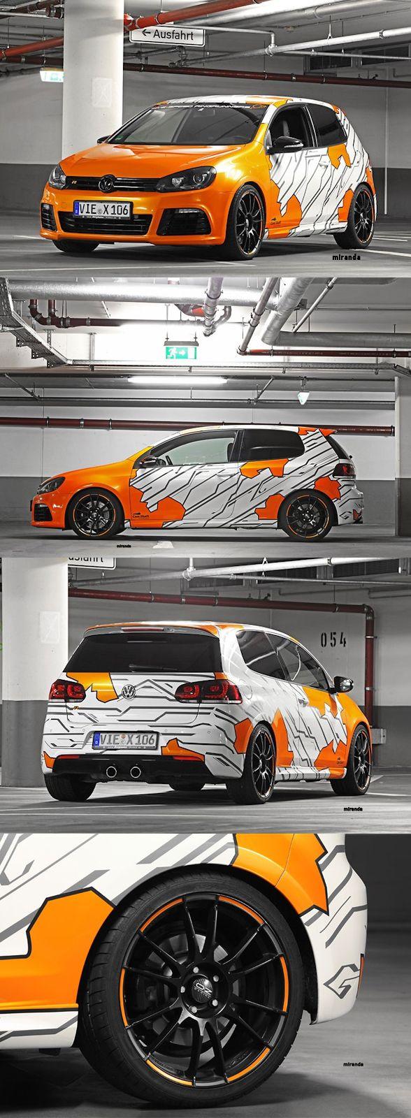 Auto • VW Golf 6