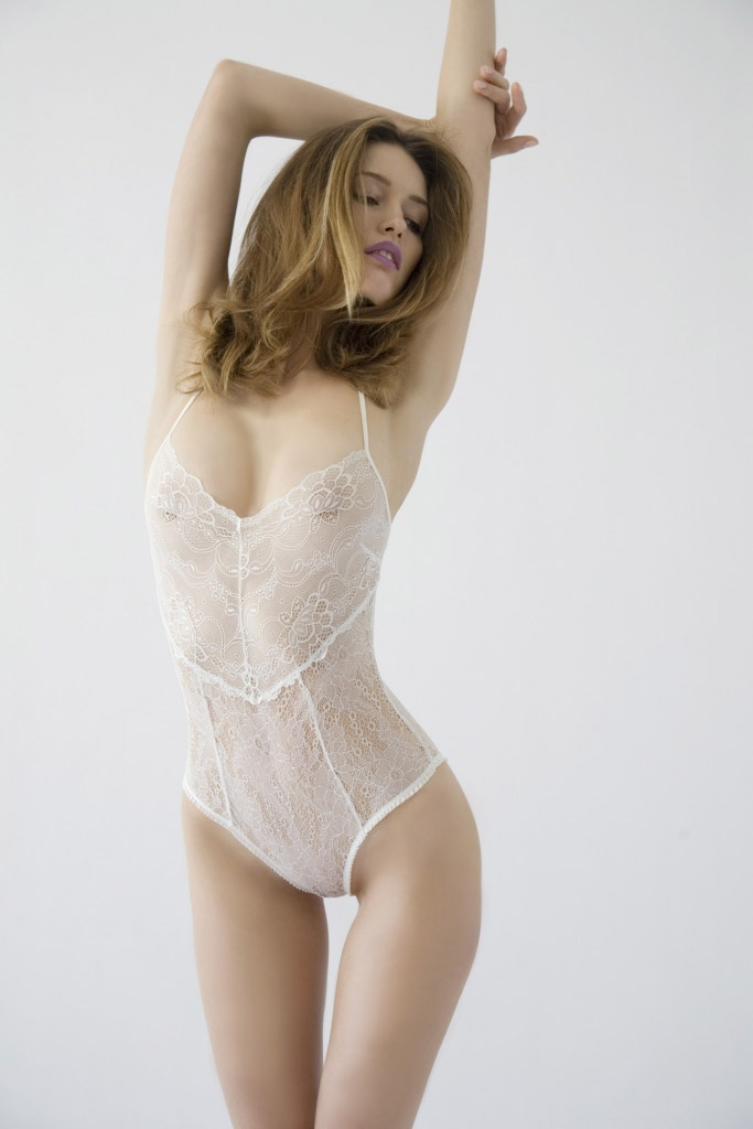 Kiss Kiss Lace Body Lingerie Bodies And Playsuits