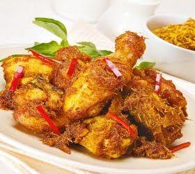 Ayam Panggang Padang - ResepMasakanOnline.com