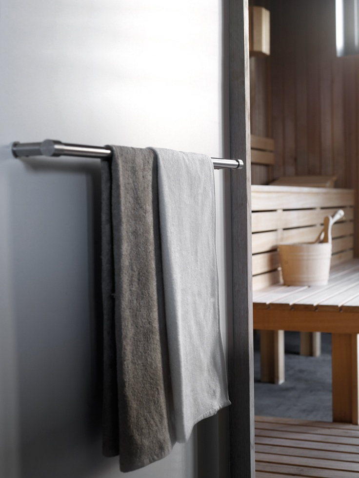 Bathware - Piet Boon by FORMANI - PB750 Towel bar stainless steel