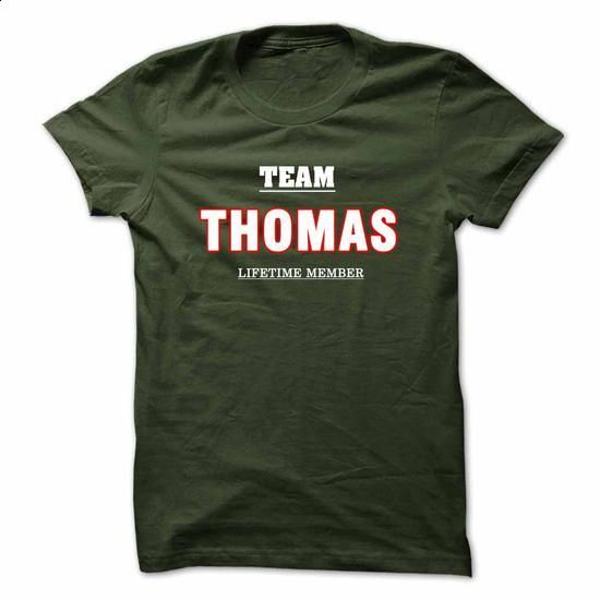 THOMAS Tshirt and Hoodie - Team THOMAS lifetime member - design your own t-shirt #funny t shirts for men #linen shirts