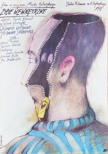 Andrzej Pągowski, Życie wewnętrzne, ORIGINAL - 1987