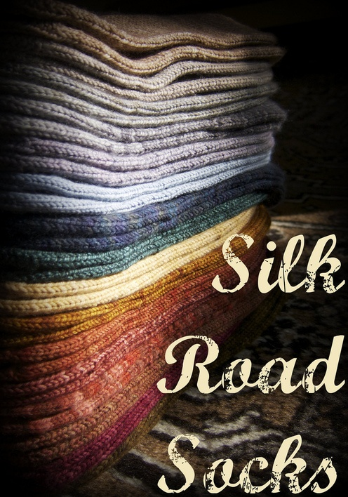 Violently Domestic--Hunter Hammersen--Silk Road Socks E-Book