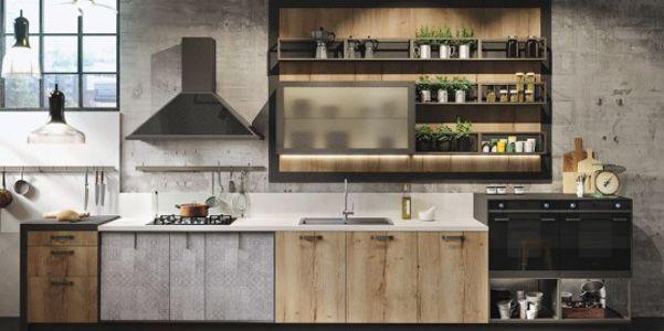 Cucina Loft di Snaidero