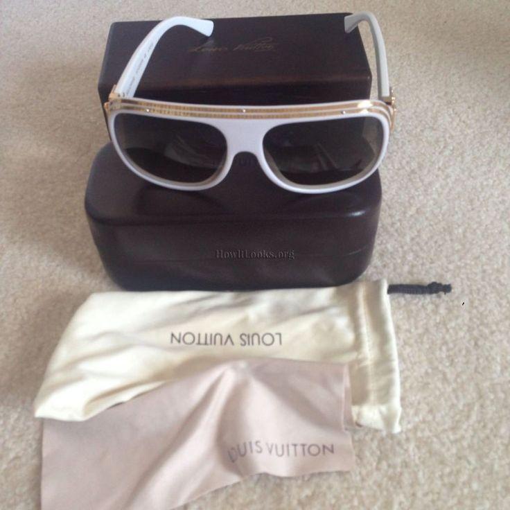 Millionaire sunglasses Louis Vuitton