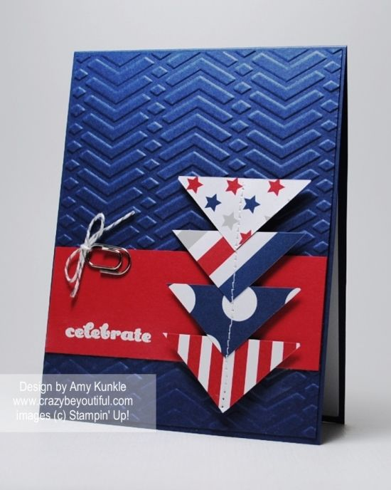4th of july card making ideas