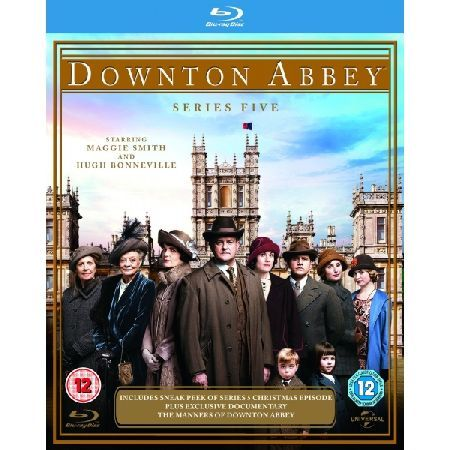 Downton Abbey Series 5 Blu-ray Please note this is a region B Blu-ray and will require a region B or region Free Blu-ray player in order to play Set in 1924 the fifth series sees the return of our much loved characters in the sumpt http://www.MightGet.com/march-2017-2/downton-abbey-series-5-blu-ray.asp