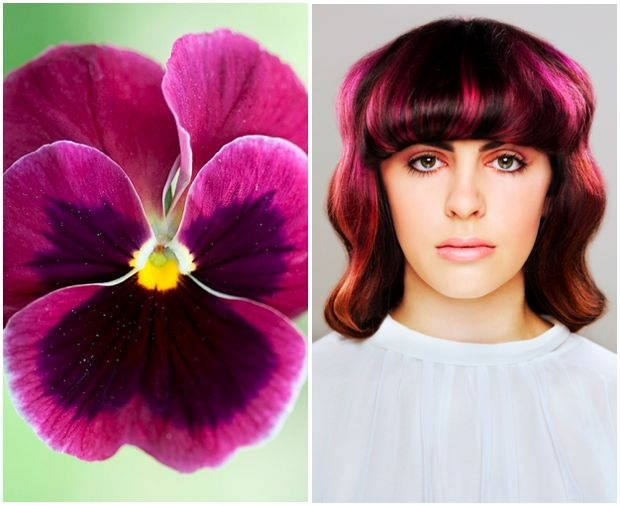 Pink And Purple Hair Styles: 1000 Best Images About Pink & Purple Hair 1 On Pinterest