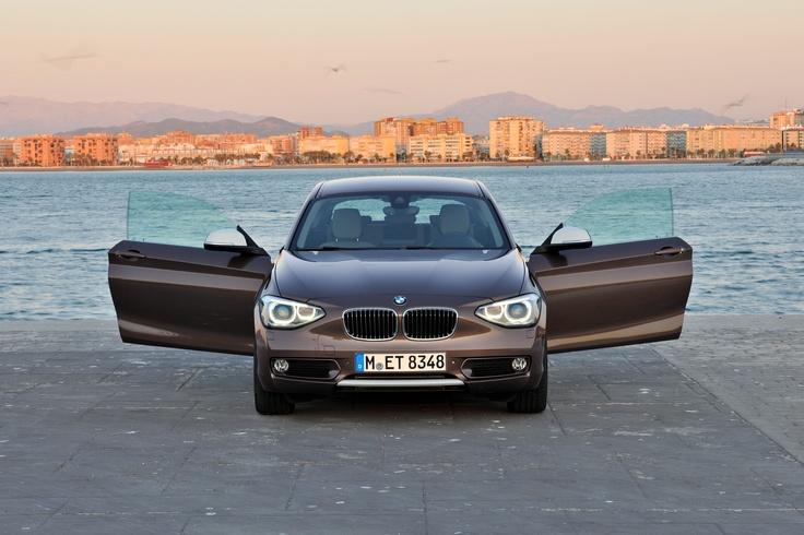 BMW 1 Series 3 Door Hatch #bmw #cars #1series #door