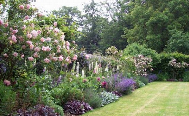 from Modern Country Style blog: Sheardown House: Modern Country Garden tour!