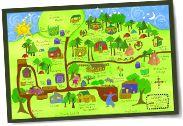 Stargazen Grounds Map