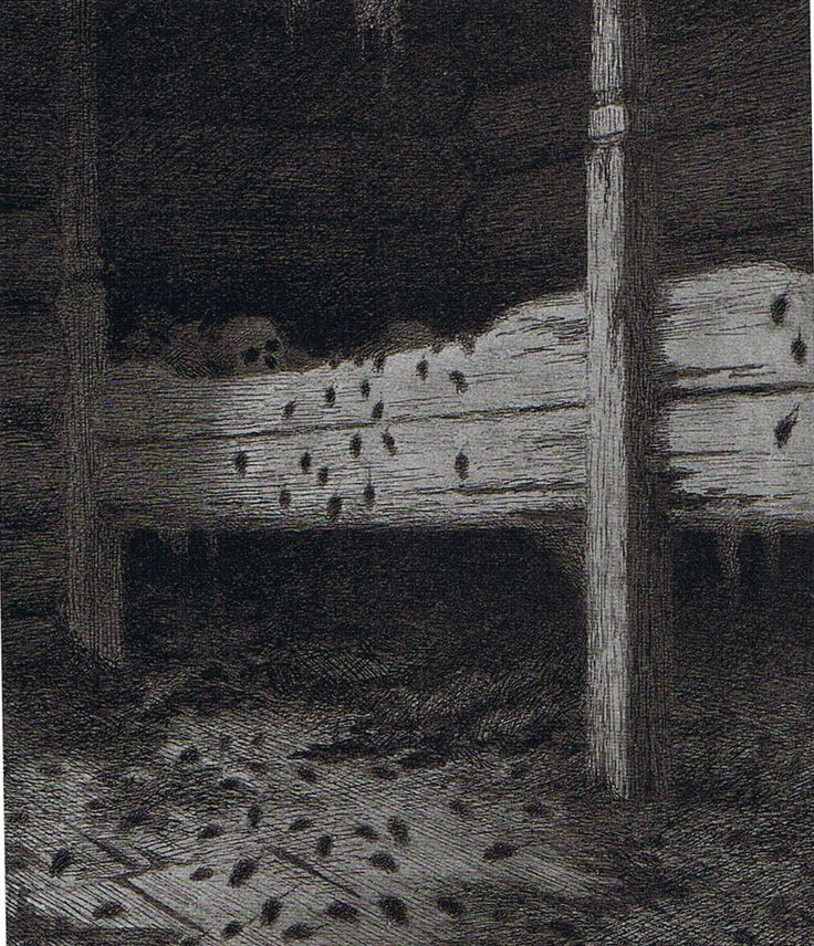 Theodor Kittelsen: From his Illustrations for 'The Black Death'