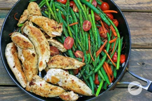 Wildtree's Balsamic Chicken SkilletRecipe